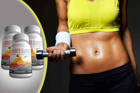 GB Supplement - Three month supply of Summer Burst capsules  - Save 52%