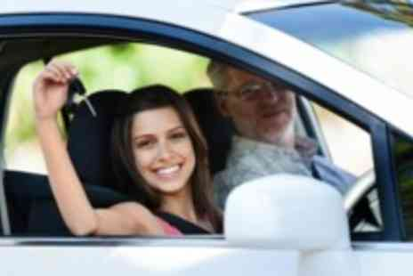 Learners Are Us - Five driving lessons - Save 75%