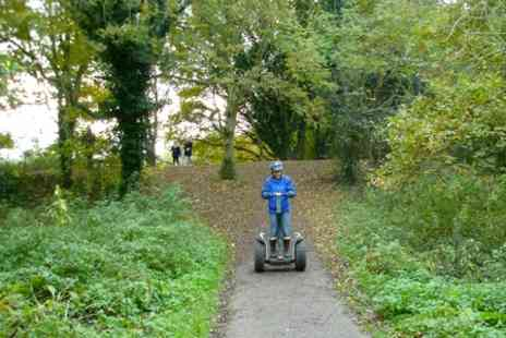Berkshire 4X4 - Segway Experience  - Save 49%