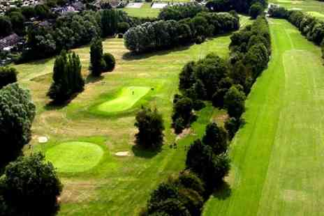 Springhead Park Golf Club - 18 Holes Golf  For Two - Save 55%