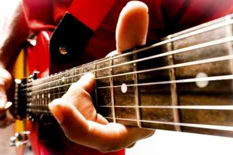 RJS Music - Six  Sessions of Guitar Lessons - Save 0%