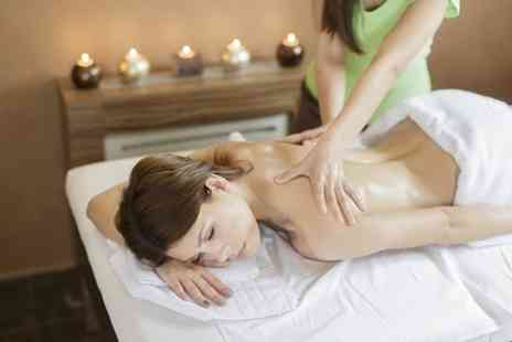 Shakti Veda - Ayurvedic Back Massage and Steam Treatment  - Save 70%