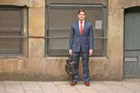 A Suit That Fits - Bespoke Tailored Two Piece Mens Suit  - Save 51%