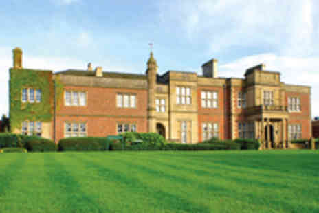 Principal Hayley Hotels - Invigorating Cheshire Break for Two - Save 40%