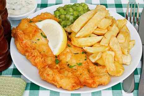 Audrey's Fish and Chips - Fish and Chips  - Save 51%