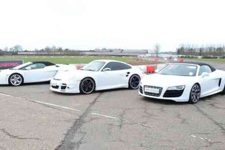 VIP Supercar Experience - VIP Supercars Junior Driving Experience  - Save 68%