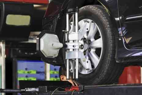 BK Performance - Wheel Alignment Including Adjustments - Save 75%