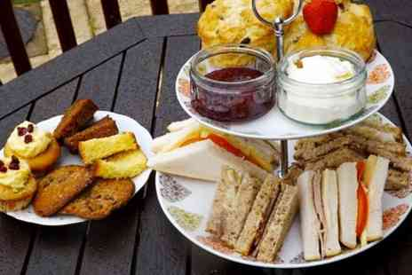 Shearsby Valley Lakes - Afternoon Tea For Two  - Save 50%