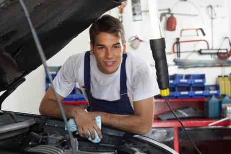 MK Automotive - Car MOT Test  - Save 64%