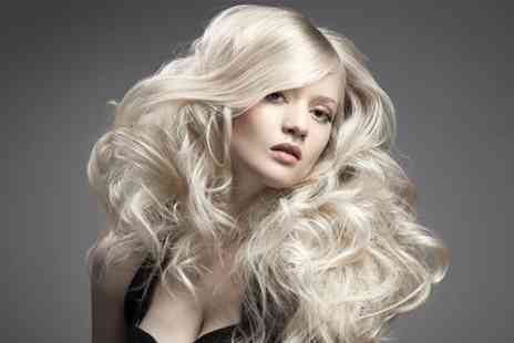 Scrimshaws - Full Head Tint or T Bar Highlights and Cut and Blow Dry  - Save 73%