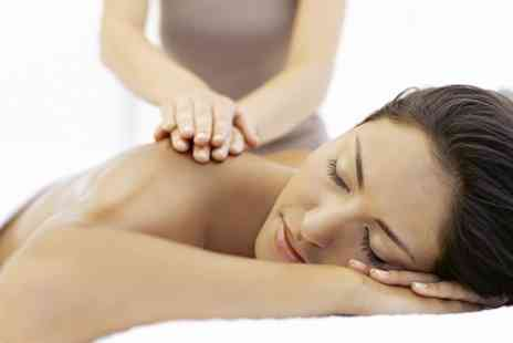 Gym Vibe - One Hour Massage  - Save 52%