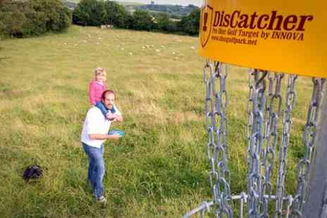 Mendip Outdoor Pursuits - Full Day of Disc Golf For Two  - Save 50%