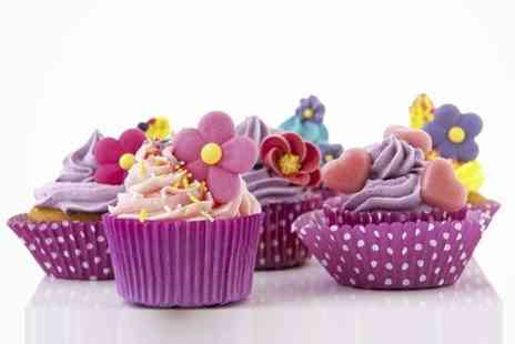 Angel Cakes - Cupcake Decorating Class For One  - Save 68%