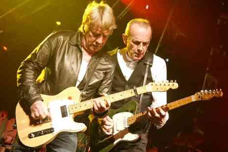 UK Events -  Ticket to Status Quo at Clumber Park  - Save 35%