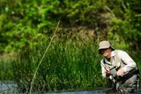 Bowland Fly Fishing - Fly fishing experience with tuition and equipment - Save 87%