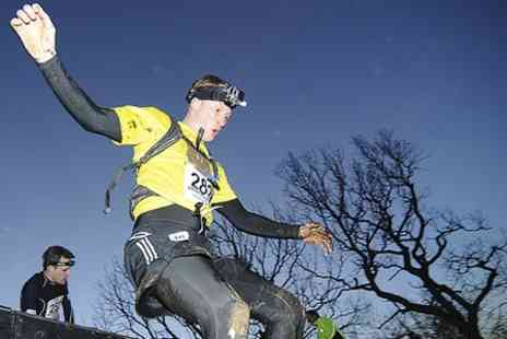 Nuclear Races - Nuclear Blackout Night Run Entry For One - Save 50%