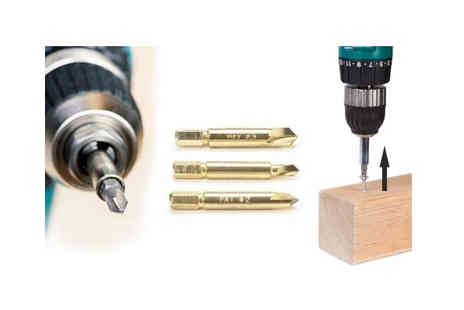SVB Trading - Three Piece Screw Removal Kit - Save 29%