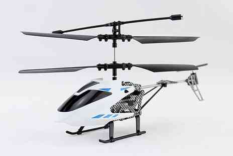 EZ Global - Sub Zero 3 Channel Remote Helicopter - Save 63%