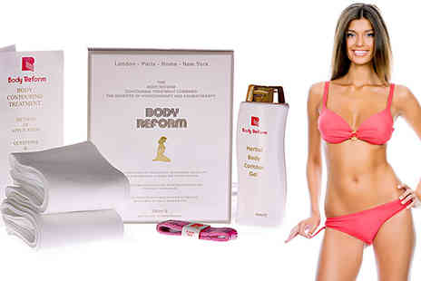 Body Reform - A Choice of Luxurious Skincare Contour Packs - Save 65%