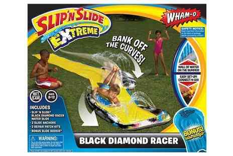 Plaspac - Wham O Black Diamond Slip n Slide - Save 50%