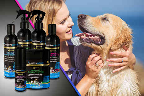 Ministry of Petcare - Spray and go fur protector spray - Save 40%
