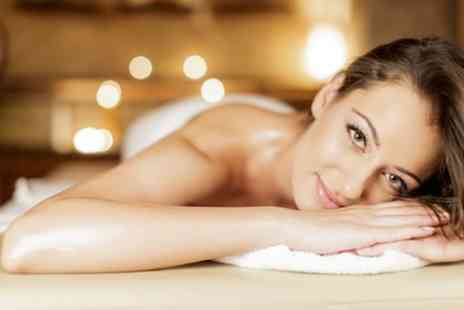 Brown Cow Salon - Back neck & shoulder massag plus facial & scalp massage - Save 50%