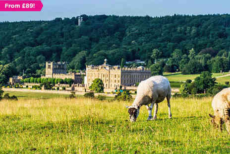 Mercure Sheffield Parkway - A Stylish Hotel Break with Tickets to Chatsworth House - Save 50%