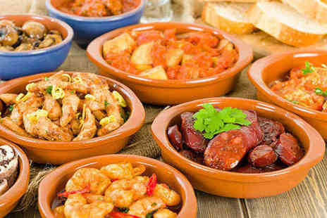 Casa Rio - Six Tapas Dishes to Share Between Two  - Save 60%