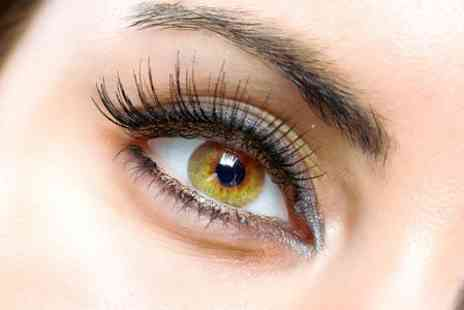 Hamiltons Hair and Beauty - Individual Eyelash Extensions  - Save 58%