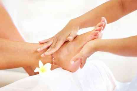 Bliss Beauty Clinic - Reflexology Session  - Save 54%