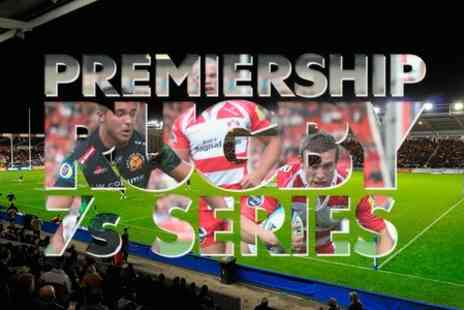 Harlequins Rugby Club - Child Ticket to Premiership Rugby 7s Series Final - Save 50%
