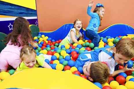 Jumbo Jungle - Soft Play For Four Children  - Save 57%