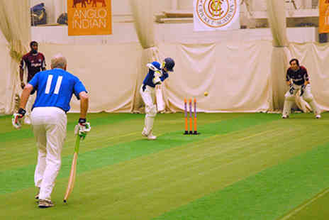 Eclipse Promotions - Indoor Cricket at Lords Cricket Ground for 1 - Save 40%