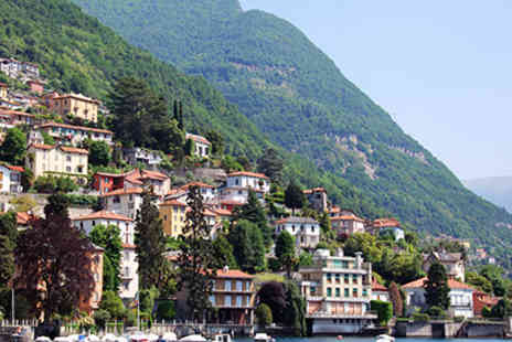 Seasonal Holidays - Two Nights Stay in Lake Como with Flights  - Save 35%