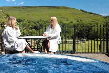 Losehill House Hotel & Spa - Spa Package with Treatment & Dinner - Save 40%