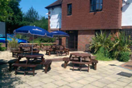 The Tree Hotel at Cadmore End - Picturesque Buckinghamshire Dining Stay - Save 52%