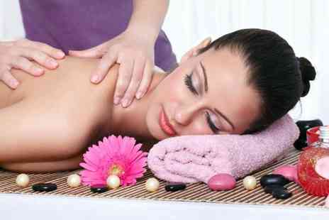 Sub 4 Health - 75 minute body exfoliation treatment and massage - Save 60%