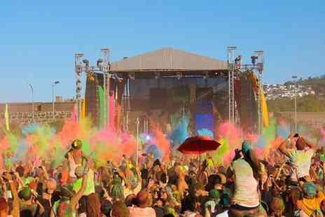 HOLI ONE - Fast day pass ticket to the Holi One colour festival - Save 50%
