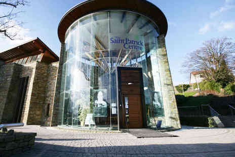 The Saint Patrick Centre - Pass for Two Adults  to The Saint Patrick Centre - Save 55%