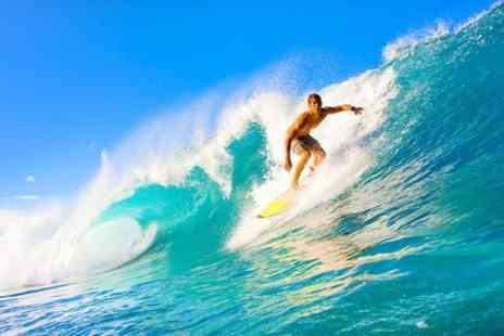 Sizandro Beach Lodge - Seven  Nights stay With Surfing Lessons and Yoga Classes - Save 50%