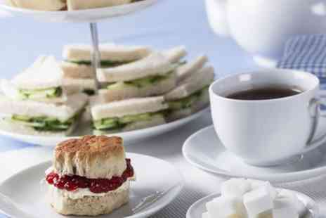 Cherry Blossom Bakehouse - Afternoon Tea For Two  - Save 52%