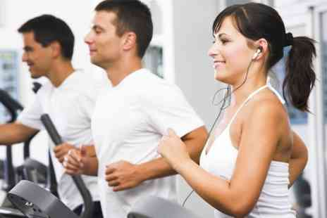 Pegasus Fitness - One Month Gym Membership - Save 64%