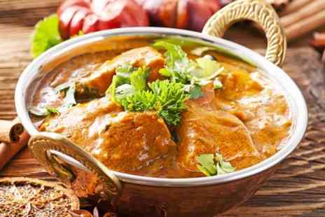 Dilbars indian restuarant - Two Course Indian Meal With Sides - Save 60%
