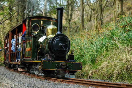 Groudle Railway - Family passes to Groudle Glen Railway  - Save 58%
