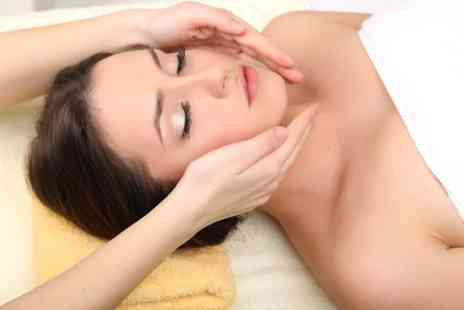 Oceanic Hair & Beauty - Full body massage and a herbal mini facial - Save 71%