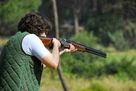 Lea Marston Events - Clay Pigeon Shooting Experience  - Save 50%