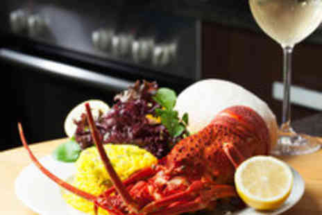 Fishers Restaurant - Whole Lobster with a Glass of Prosecco Each for Two - Save 64%
