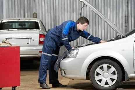 Berkshire Autos - Car MOT Test With Health Check and Oil Top Up - Save 48%