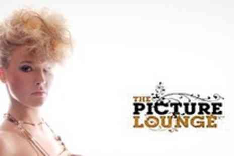 The Picture Lounge - Photo Shoot for Individual, Couple, or Family, With One Makeover and A3, A4, and 5x7 Prints - Save 87%