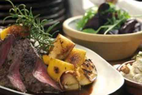 Destiny Restaurant - Two Course Sunday Lunch For Two With Tea or Coffee - Save 62%
